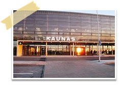 Kaunas Airport Car Rental